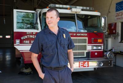 Fire captain retires