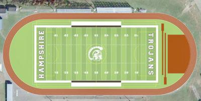 Donor offers turf, new track for HHS