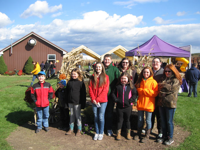 4-H group has busy start to year