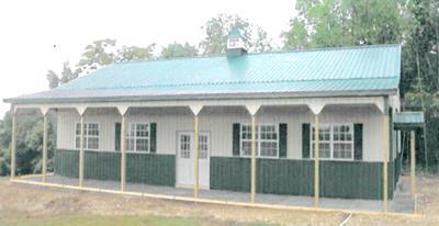 Parks building