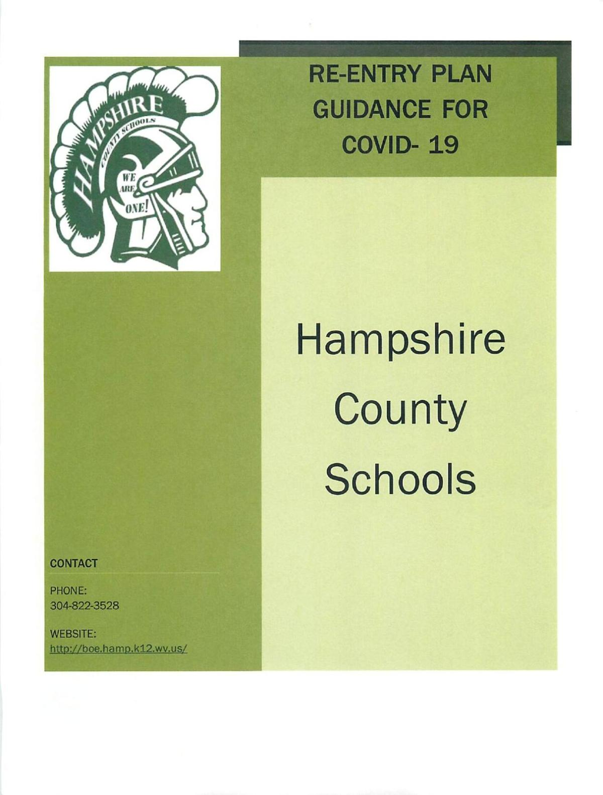 Back to School Guidance: Hampshire County