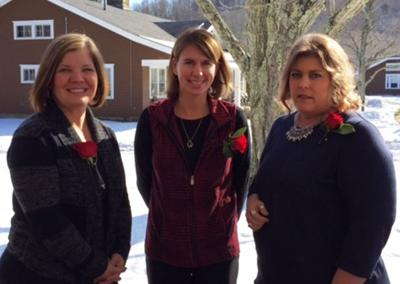 Three local 4-H volunteer leaders inducted into WV 4-H All Stars