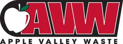 Apple Valley Waste Logo