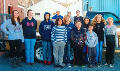 Herders and Homemakers 4-H Club serves the community