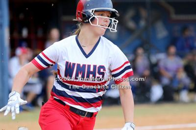 2021March30-West Monroe at West Ouachita Softball