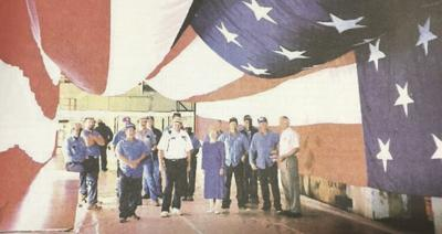 Winnsboro, civic group make Patriot Square dream into reality