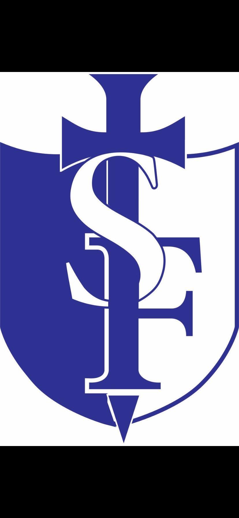 St. Fred logo