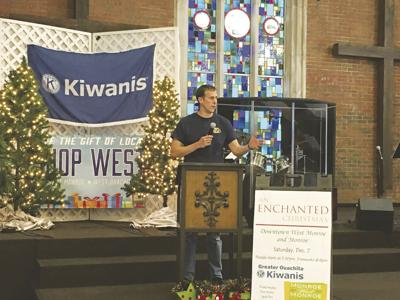 Twin Cities  partner for  Christmas