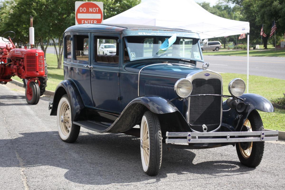 South Franklin Car Show
