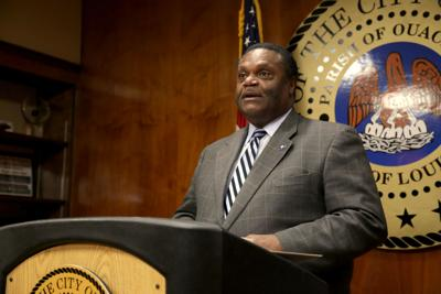 Mayor Jamie Mayo at his regular news conference.jpg