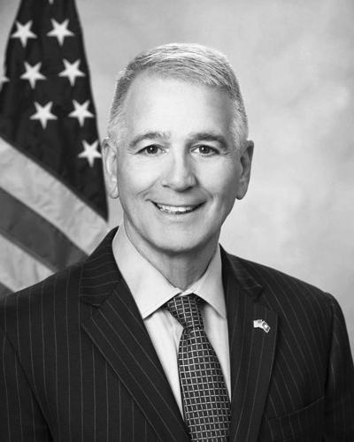 Fifth District Congressman Ralph Abraham