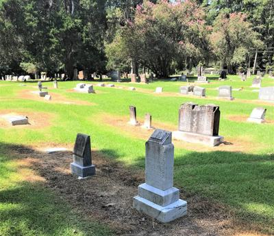 Old Pinehill Cemetery