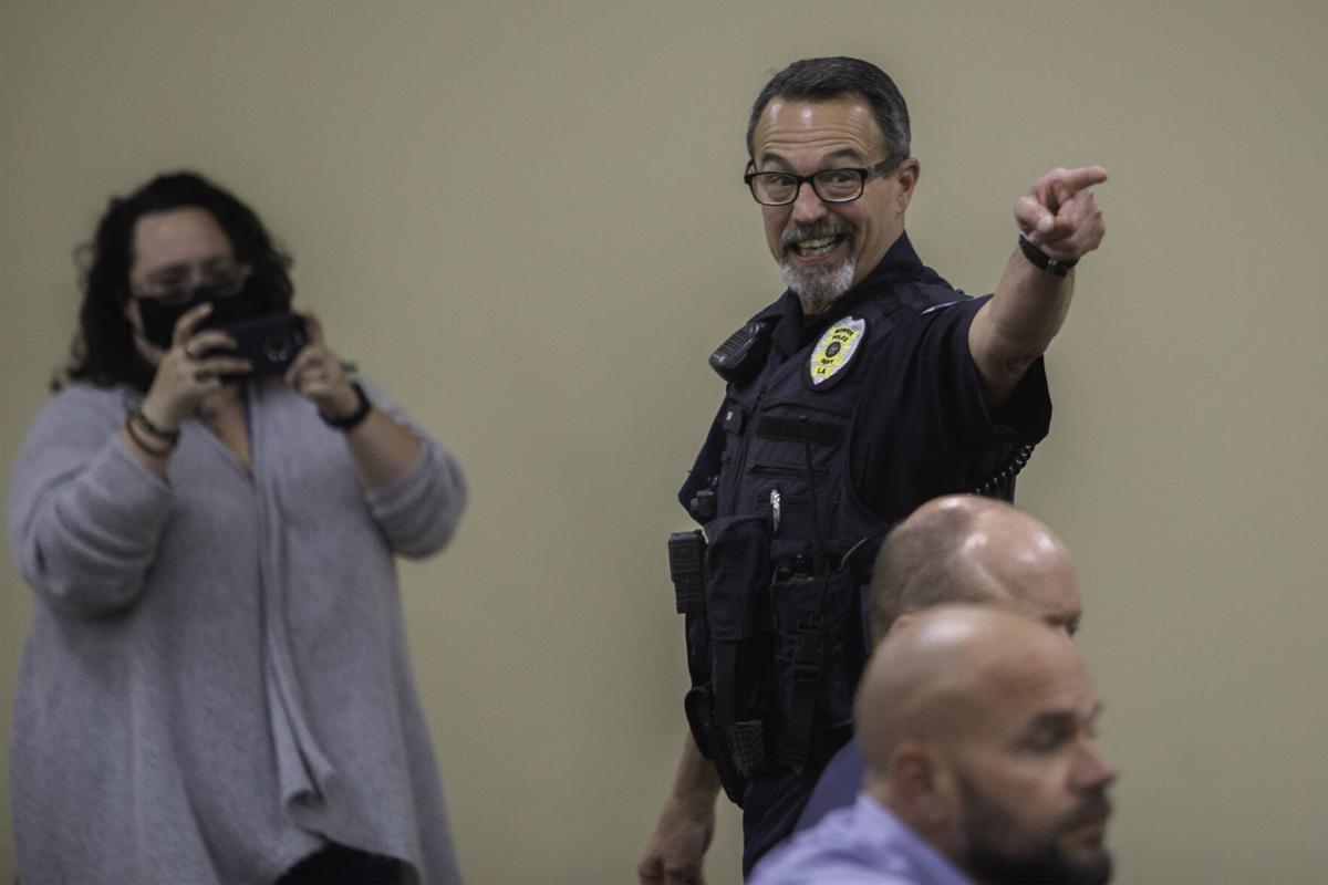 MPD Officer Ben Baw yells at Reggie Brown-1.jpg