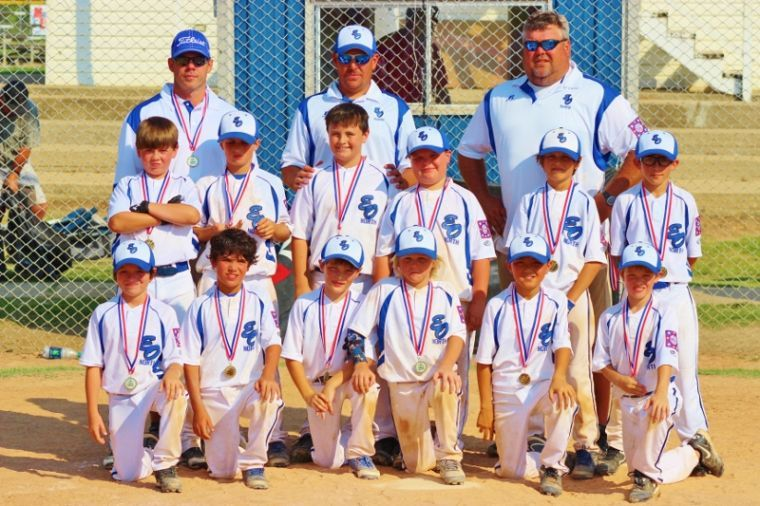 EORD - North All-Stars - 2014 District 5 9-year old tournament champions