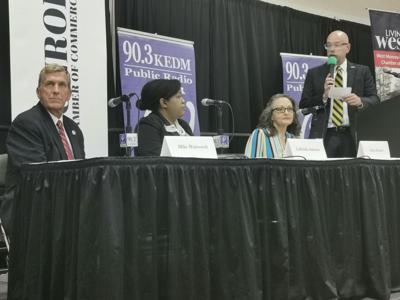 Clerk of Court Candidates_Mike Walsworth, LaKeisha Johnson and Dana Benson.jpg