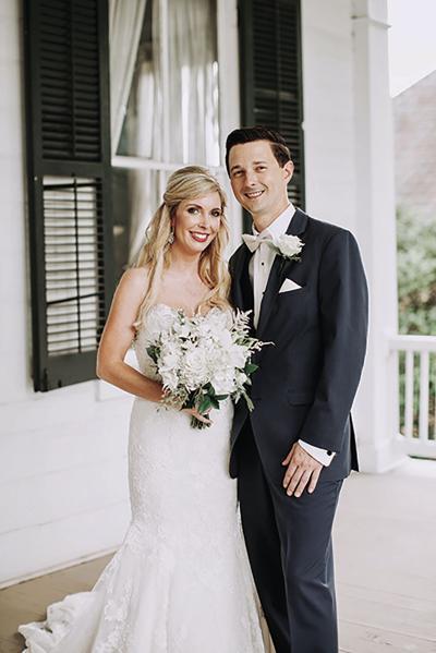 Mr. and Mrs. Daniel Bennett