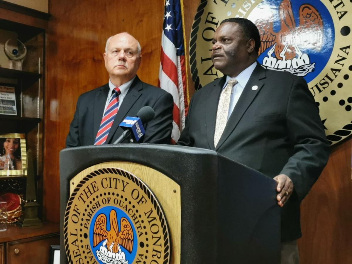 Mayor Jamie Mayo and Assistant Police Chief Don Bartley.jpg