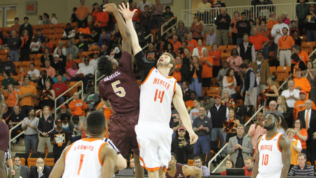 ULM tips off against Mercer in the CIB quarterfinal round game on Monday
