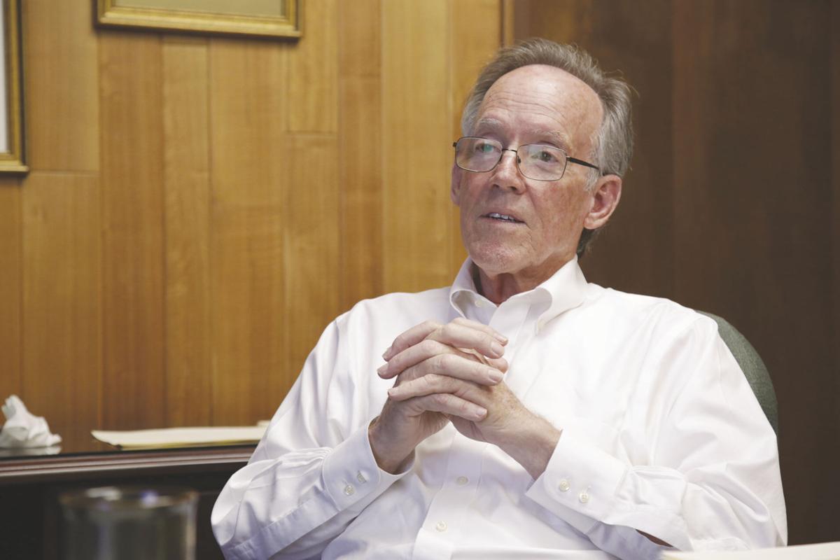 West Monroe's longtime Mayor Dave Norris
