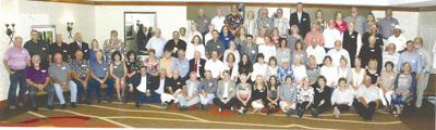 The West Monroe High School Class of 1969 — 50th reunion