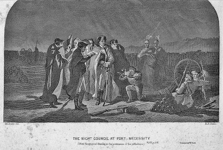 Battle of Fort Necessity Stanley Nelson