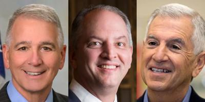 Louisiana governor candidates