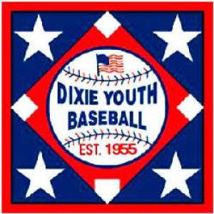 Dixie Youth Baseball Logo | | hannapub.com