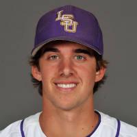 LSU junior pitcher Aaron Nola