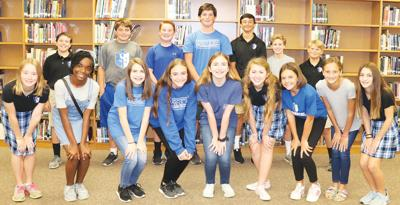 St. Frederick High School students  qualify for Duke gifted program