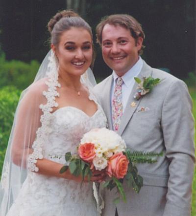 Mr. and Mrs. Jeffrey Galloway
