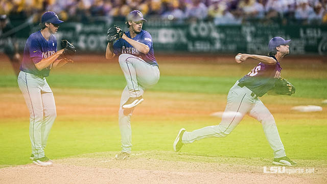 Aaron Nola was electric on Saturday night at The Box.