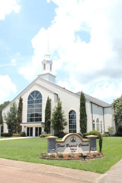 First Baptist Church Vidalia