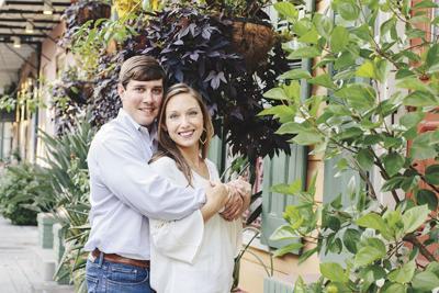Ruston Chase Brown & Guylan Paige Britt