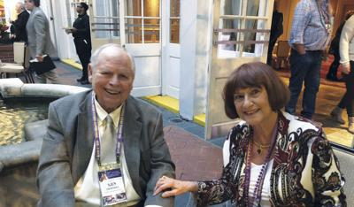 Ken and Robin Thornhill