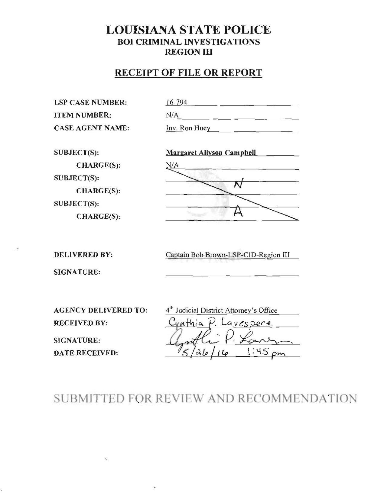 pdf police report