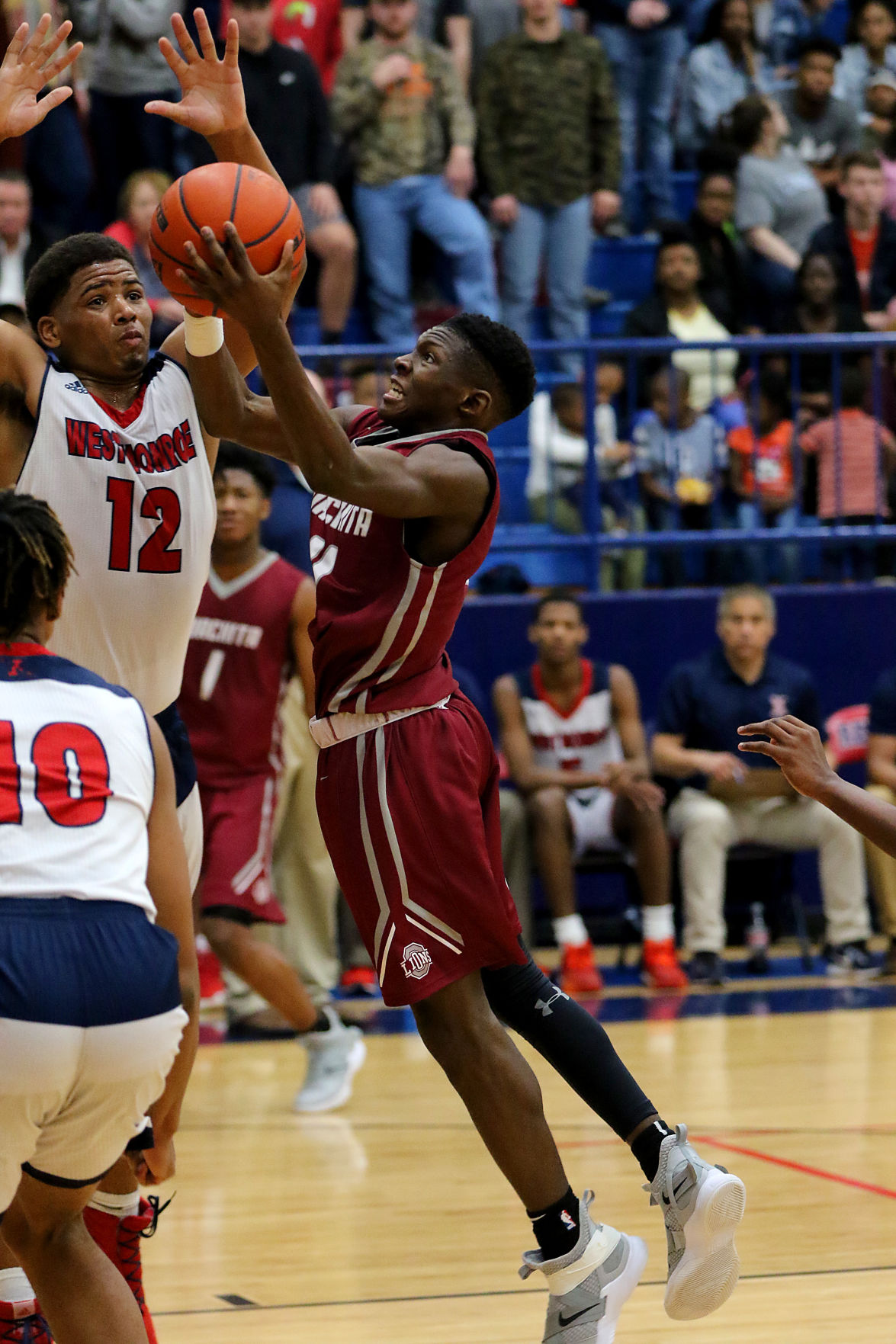 Rd. 2 5A Playoffs - Ouachita 58, West Monroe 46