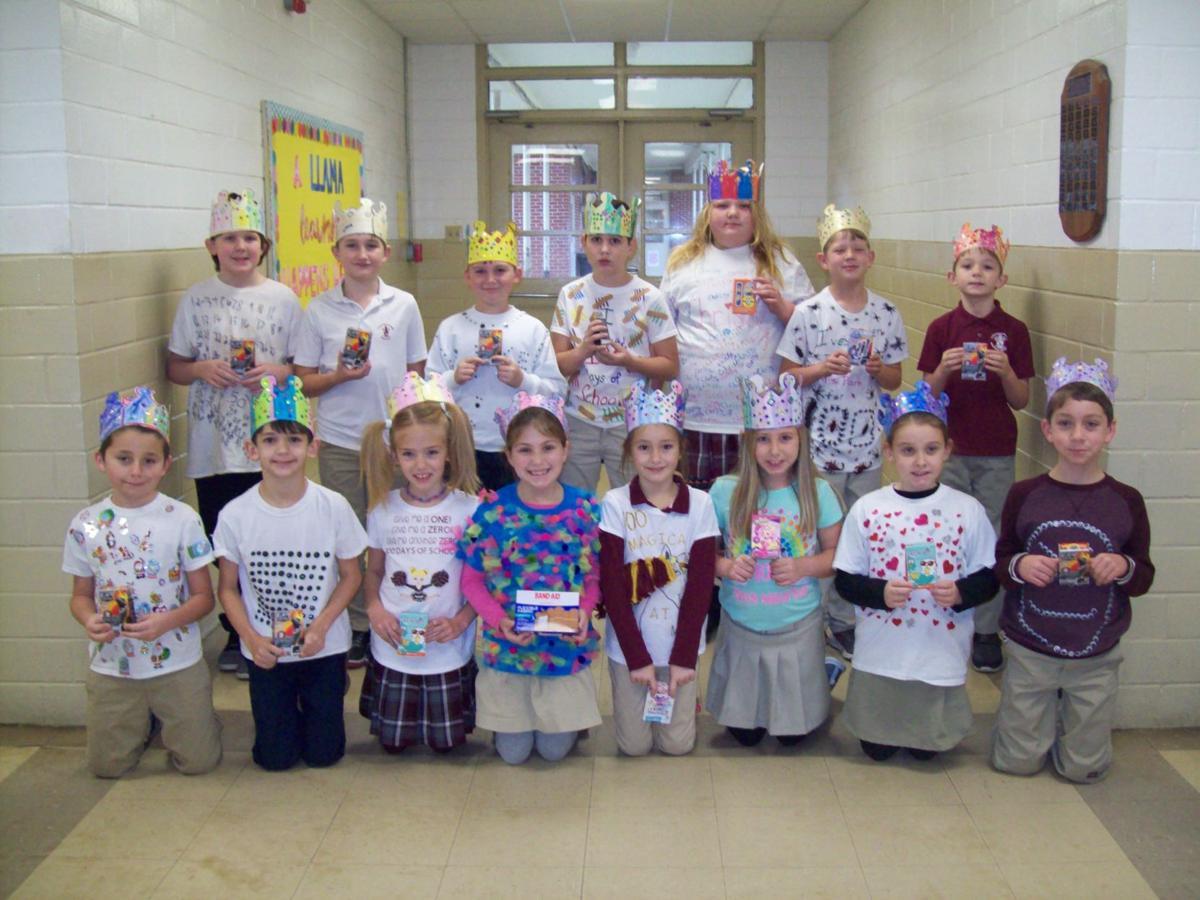 Monterey third graders