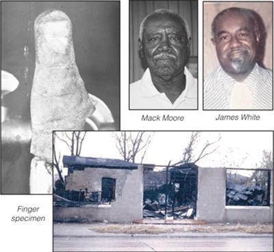 Frank Morris Evidence