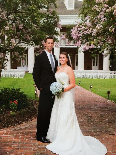 Walker-Cline wedding