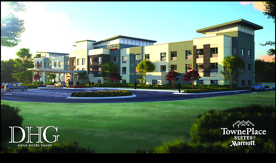 Town Place Suites Construction Set In Vidalia