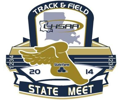 2014 LHSAA Track and Field Meet
