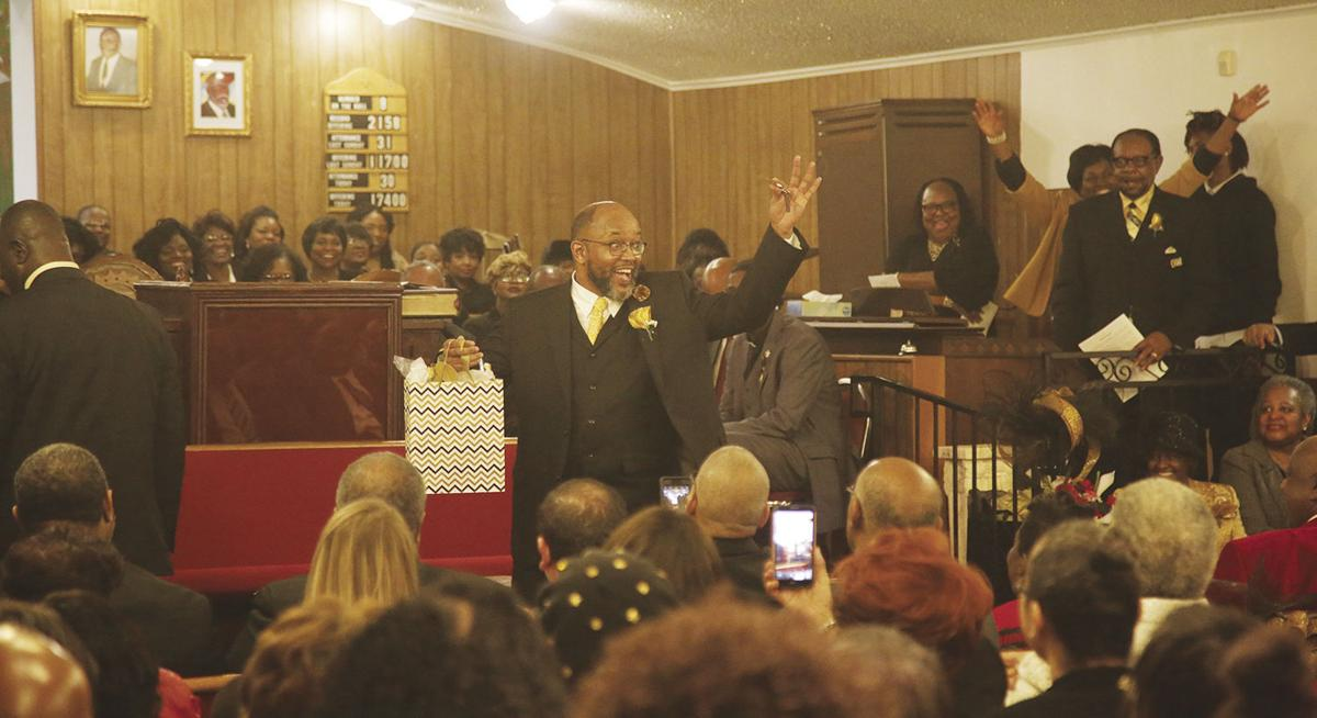 Judge Sharp takes on second job as church pastor