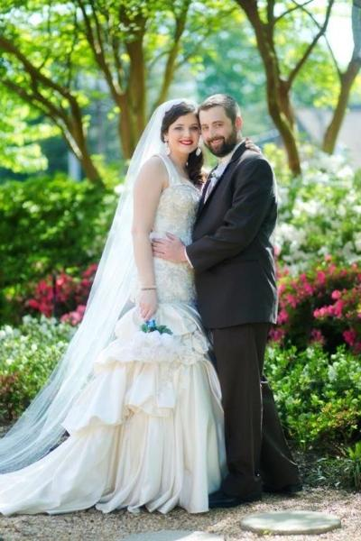 McClelland-Rugg wedding