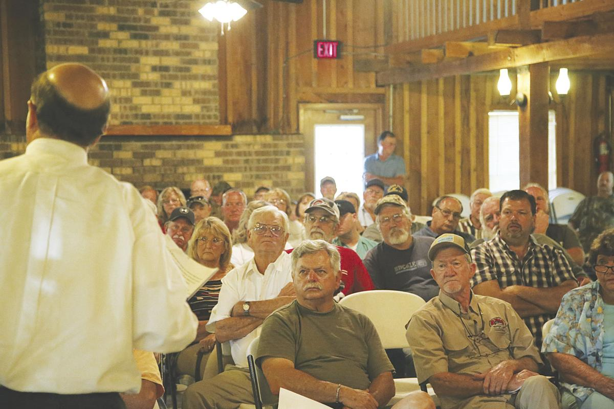 Cheniere Lake 'filling in' —Parish officials address rumors, questions