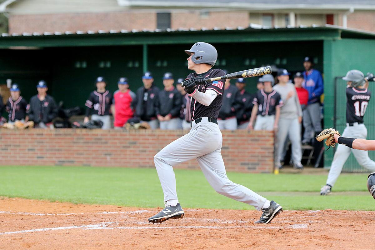 West Ouachita at Neville HS BsB 2021March18