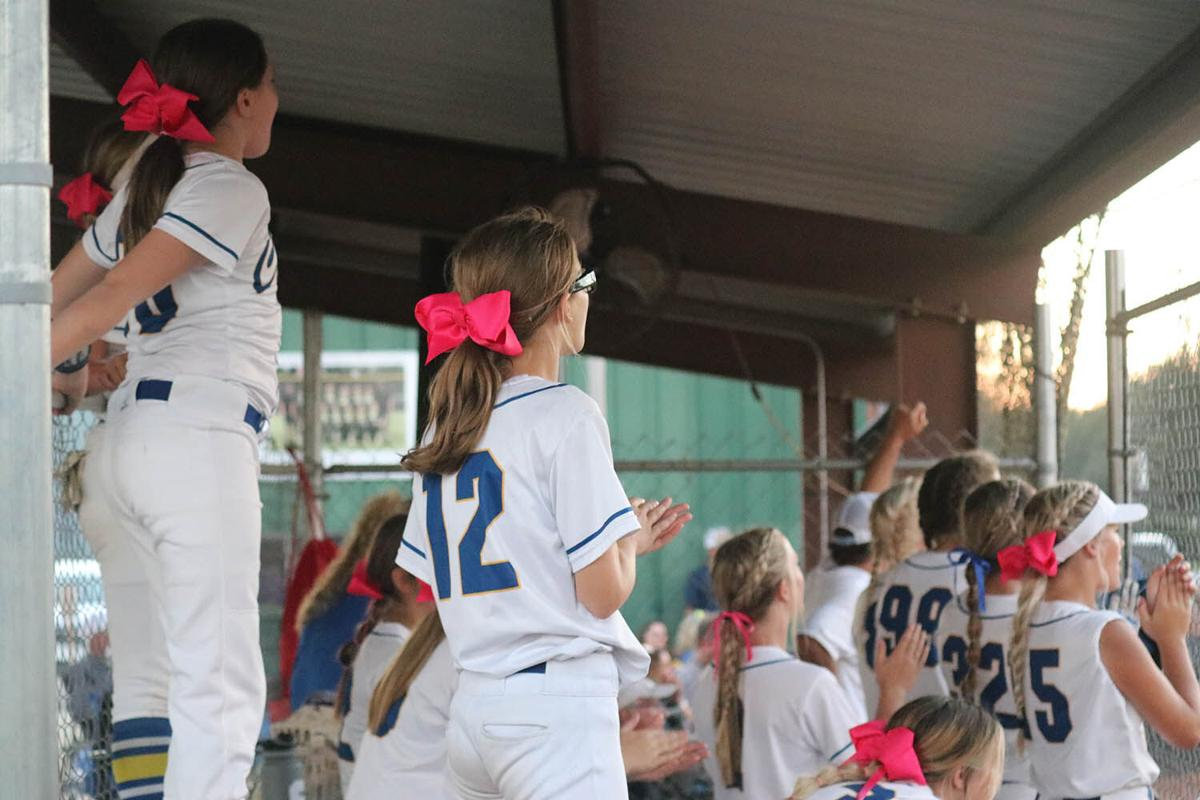 Cheering section