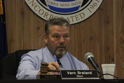 Mayor Vern Breland