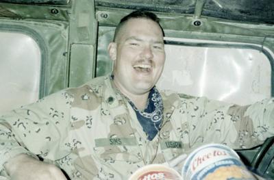 "U.S. Army SPC Robert Thomas ""Tommy"" Sims"