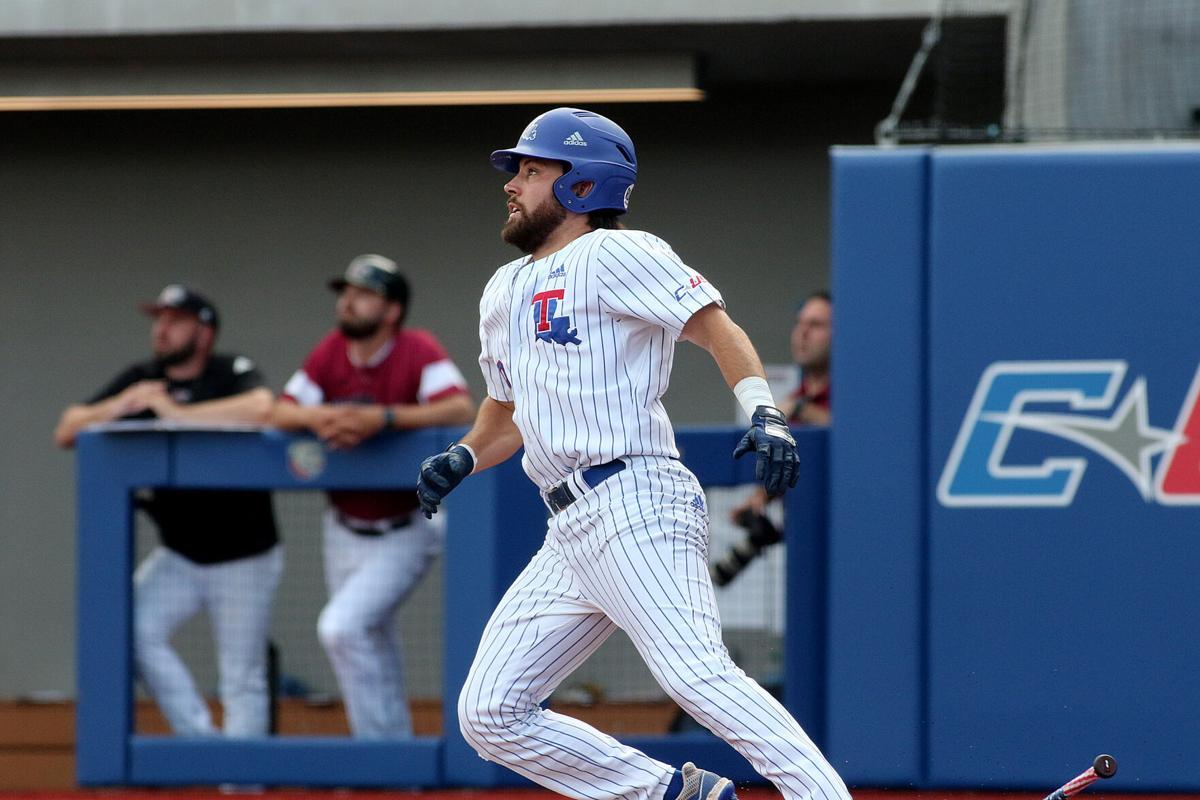 2021 NCAA Baseball Regionals - Louisiana Tech vs Rider University