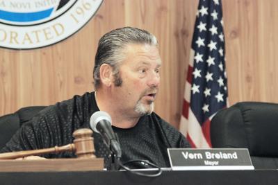 Former Sterlington mayor Vern Breland